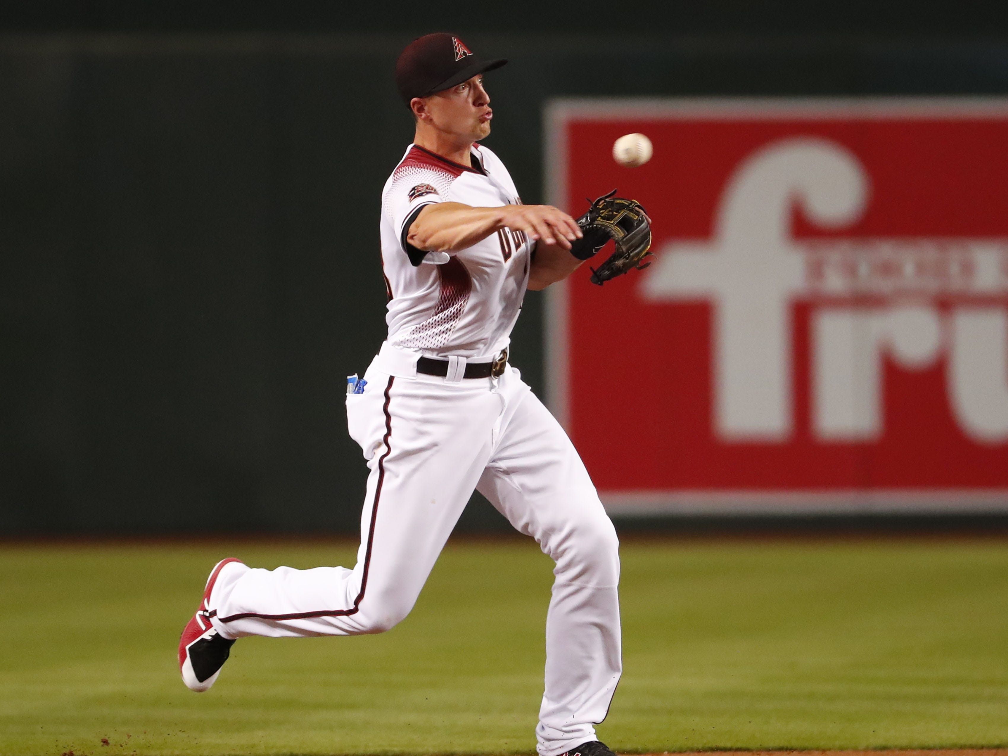 Nick Ahmed's journey from lightly recruited shortstop to Gold Glove finalist