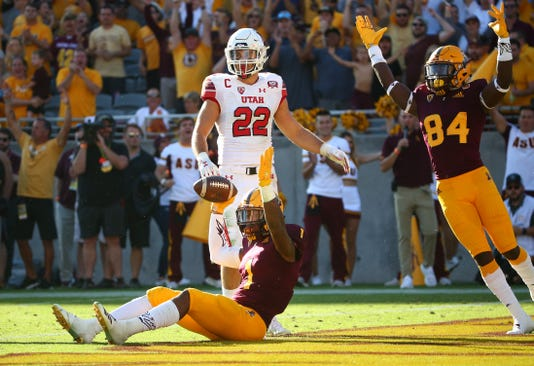 Utah Vs Arizona State 2018