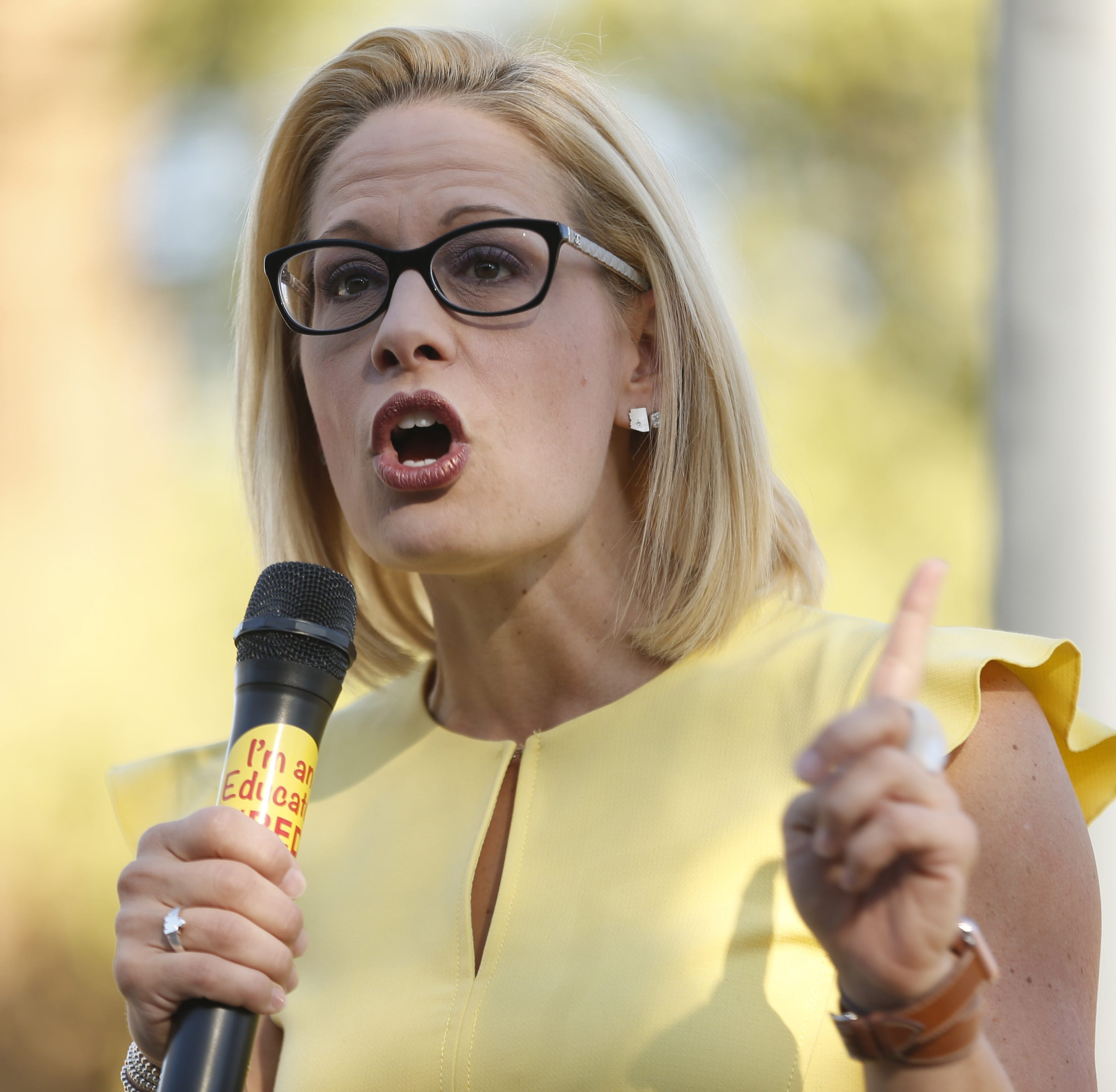 Martha McSally concedes to Kyrsten Sinema after 'hard-fought battle'