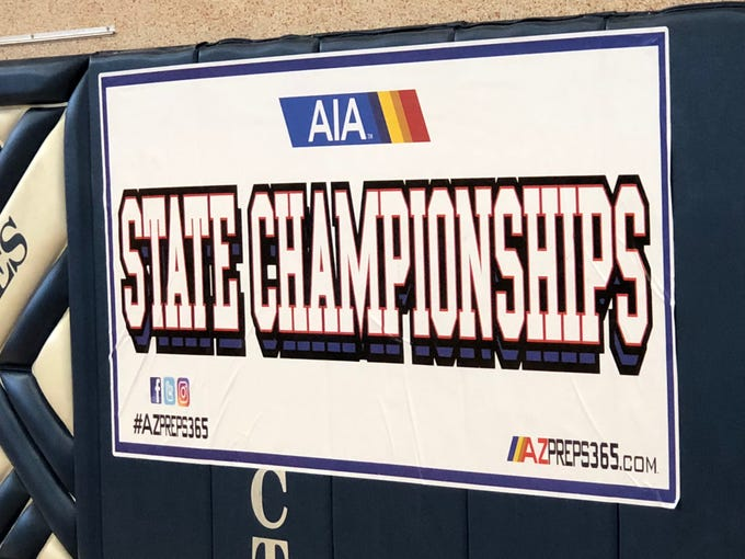 The 1A, 2A and 3A state volleyball championships were played on Nov. 3 at Tempe High.