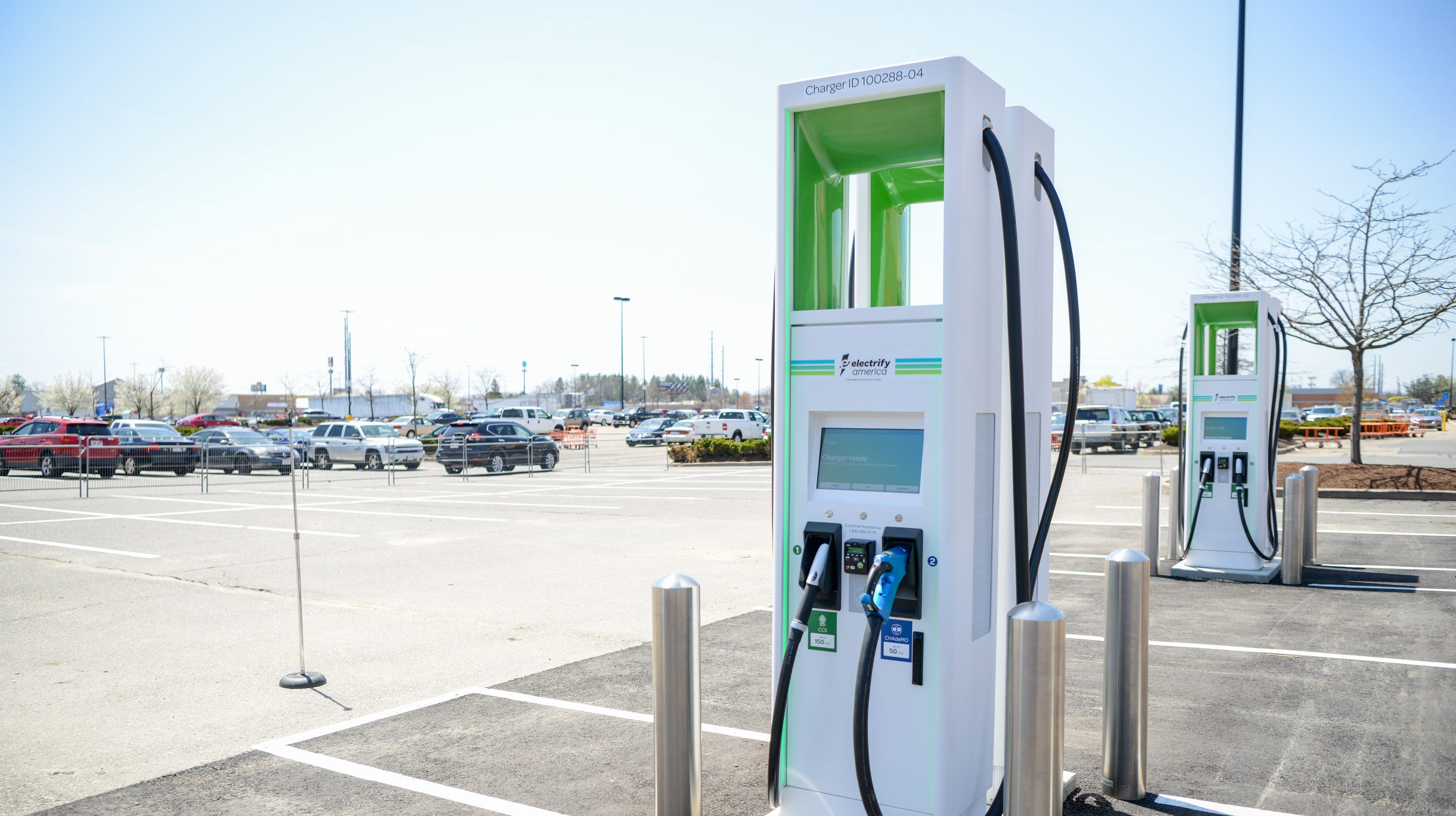 Turnpike To Install Electric Vehicle Charging Station
