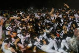 Marlboro defeats O'Neill to take home the Section 9 class B football title.