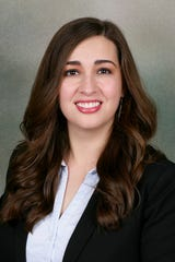 Shelby White, F&M Trust's new corporate communications officer.