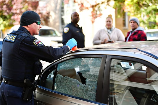 West Market Street Shooting