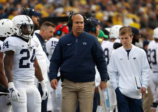 Head coach James Franklin and the Penn State officials refuted claims earlier this year that a former player was hazed by members of his team. Damion Barber, a defendant in that lawsuit, announced that he will be leaving Penn State.