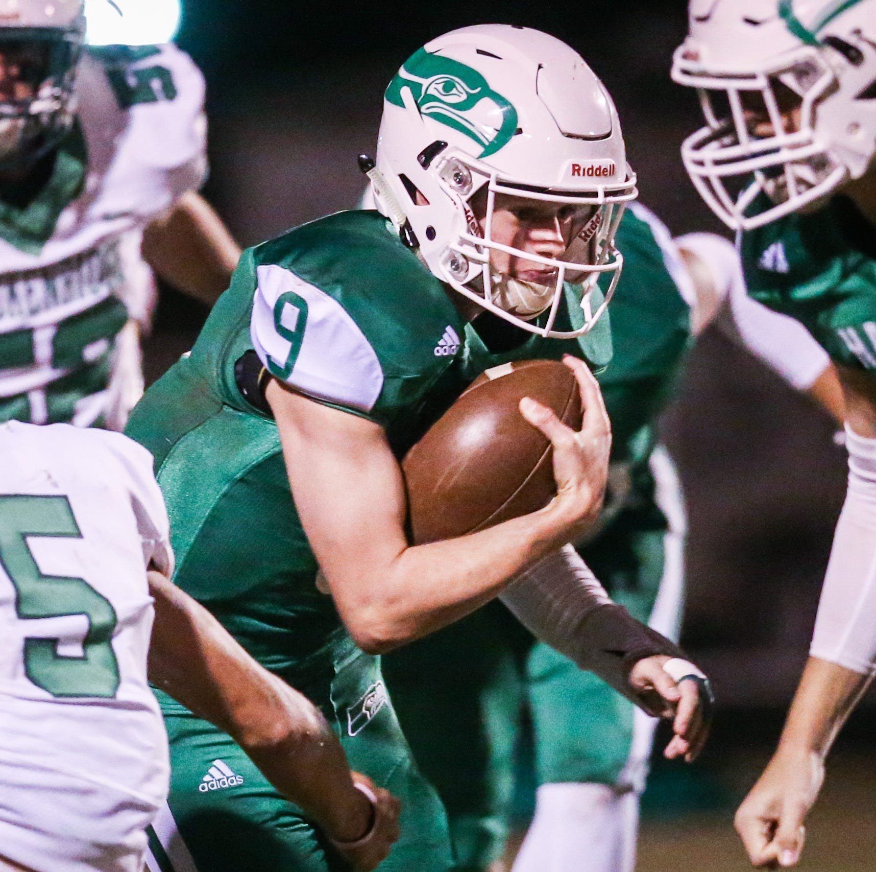 2018 All-West Texas Football Team: Class 3A capsules