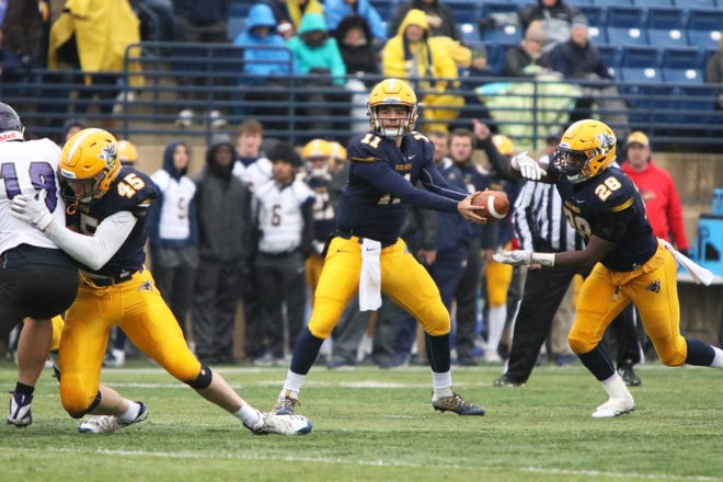 Augustana University is expected to join the Summit League. File photo.