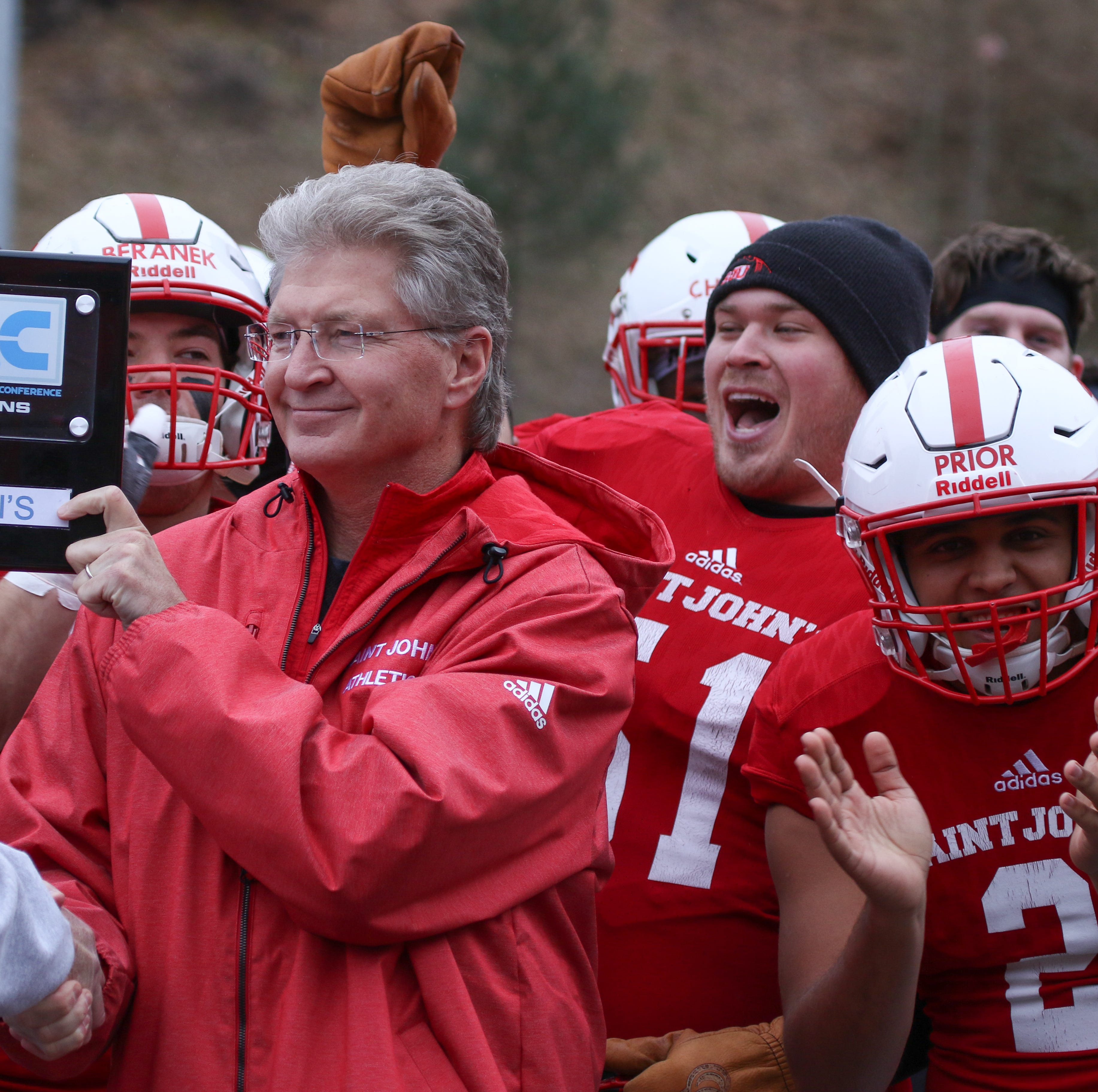 Johnnies to host Martin Luther in NCAA playoff opener Saturday
