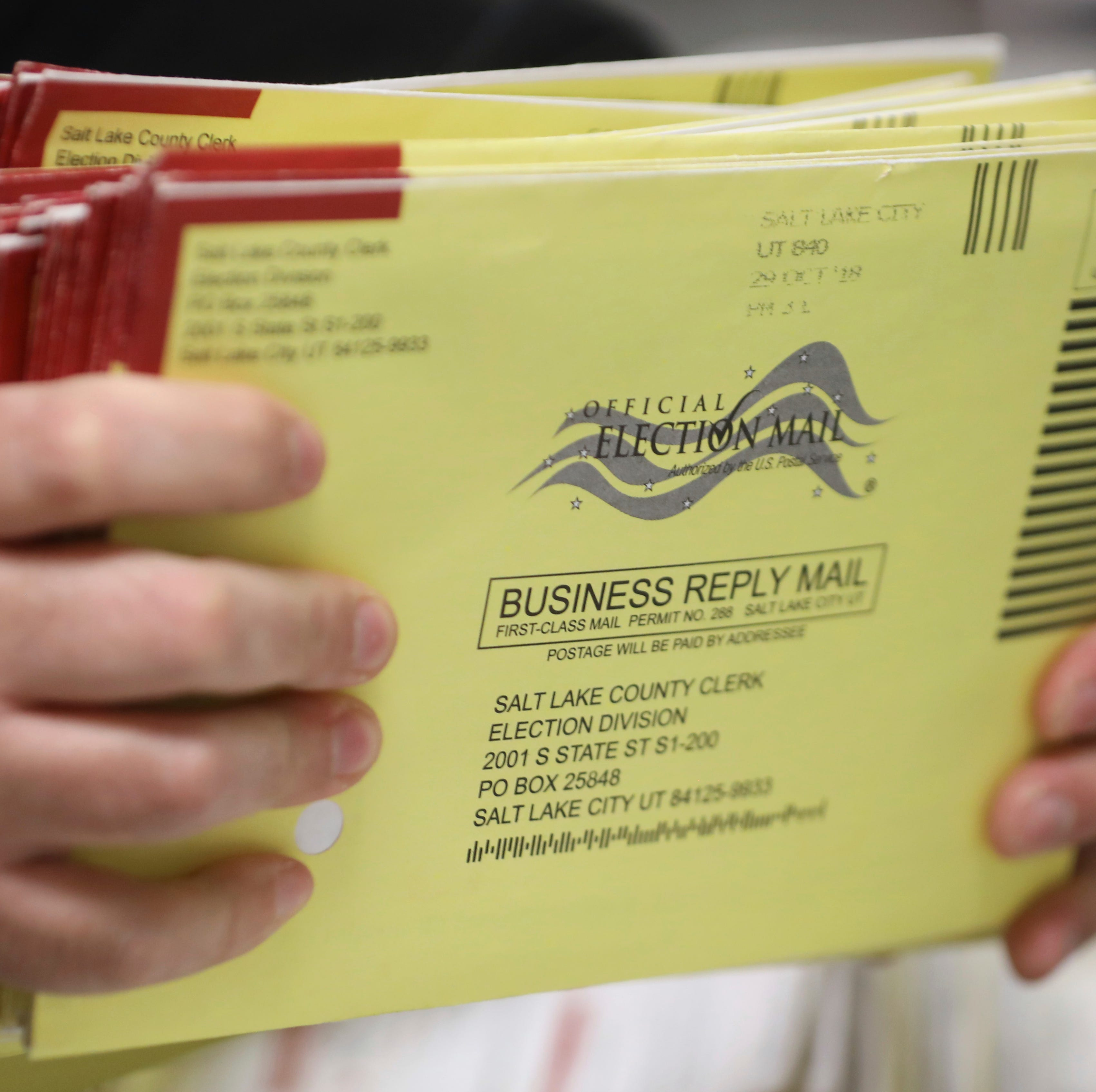 Utah recommends counties wait days to release election results