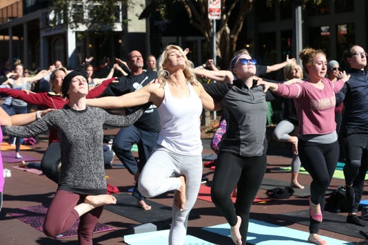 Yoga For A Cause376