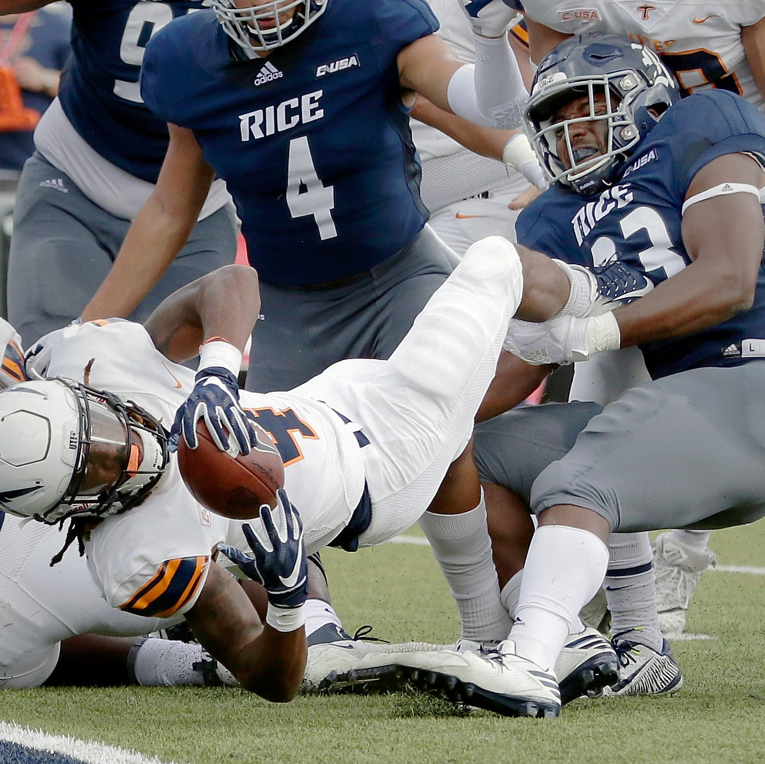 Social media cheers UTEP's victory over Rice, ending nation's longest losing streak