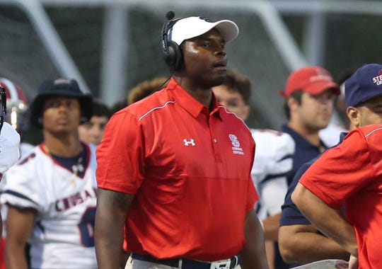 Former Stepinac assistant coach Sheddrick Wilson