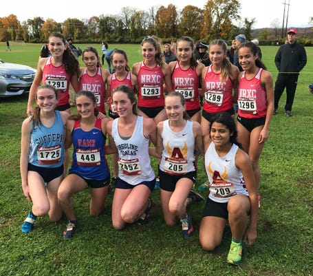 Cross Country Section One