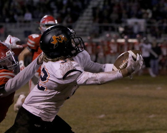 Nocona's Hunter Fenoglio and the Indians are looking forward to making the playoffs a third straight time.