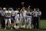Tri-Valley won its opening round  playoff game to advance to face Wadsworth.