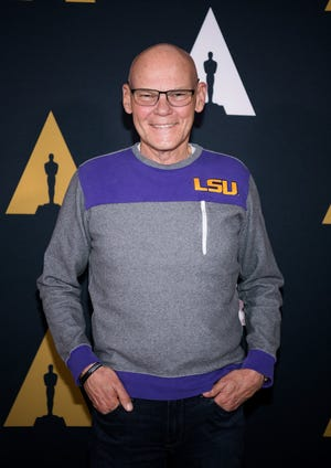 James Carville caused a stir on ESPN on Saturday.