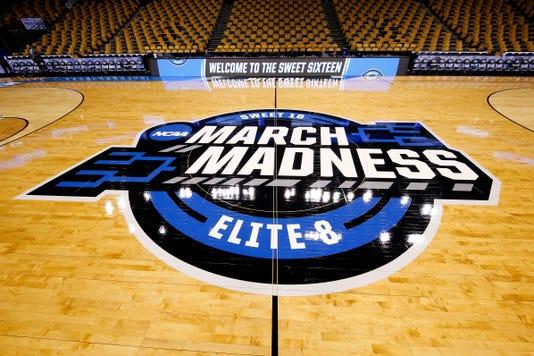 Ncaa Basketball Ncaa Tournament East Regional Villanova Vs West Virginia