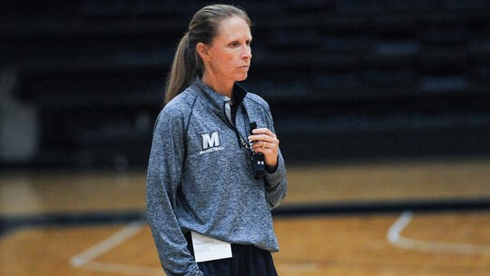 Jody Craig, Monmouth women's basketball coach.
