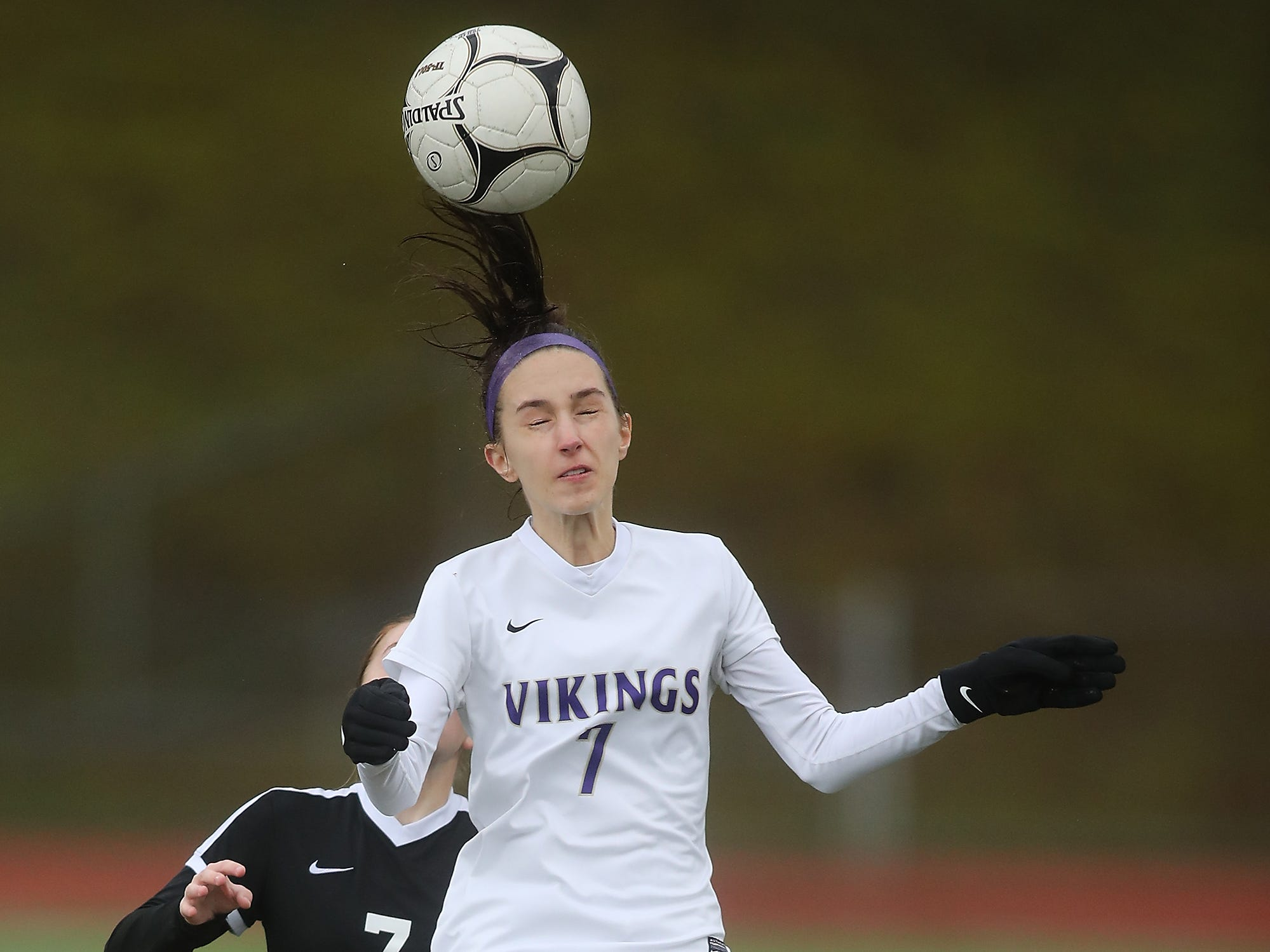 North Kitsap vs. Sequim girls soccer at Silverdale Stadium on Saturday, November 3, 2018.