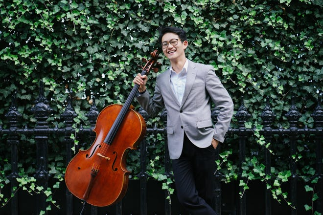 "Cellist Nathan Chan makes his Pacific Northwest Solo debut fronting the Bainbridge Symphony Orchestra's Nov . 10 and 11 ""Emergence"" concerts."