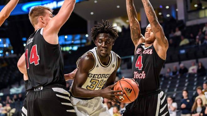 Florida Tech tangled with Georgia Tech