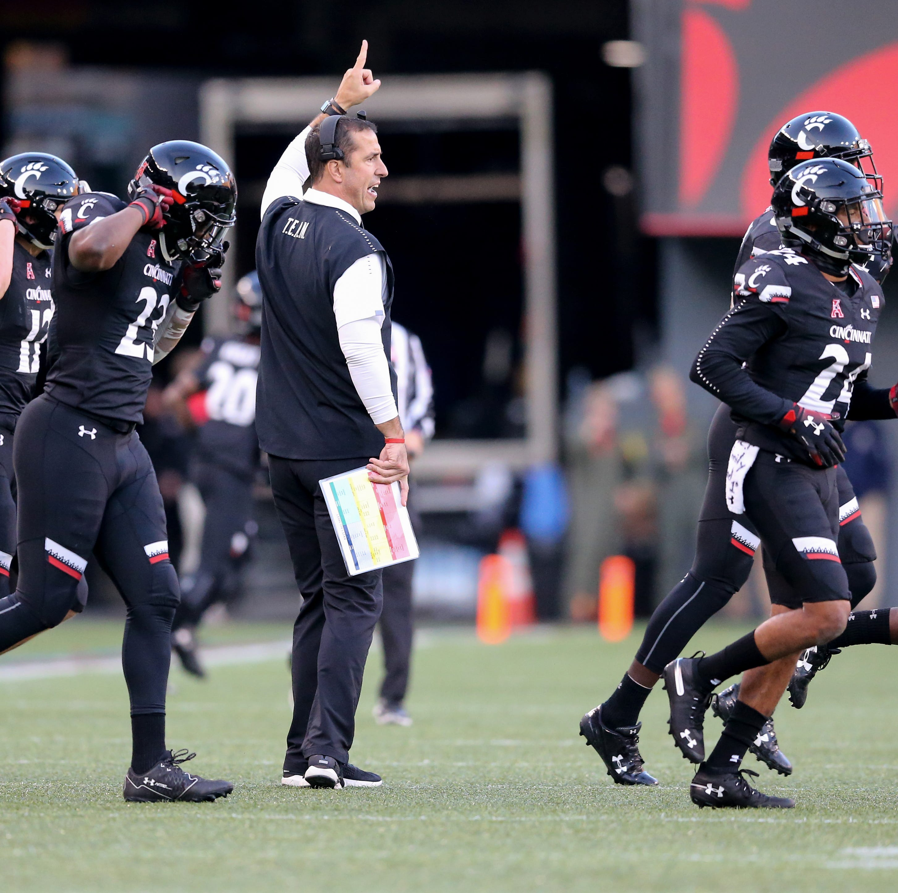 UC Bearcats football prepares for primetime showdown at Central Florida