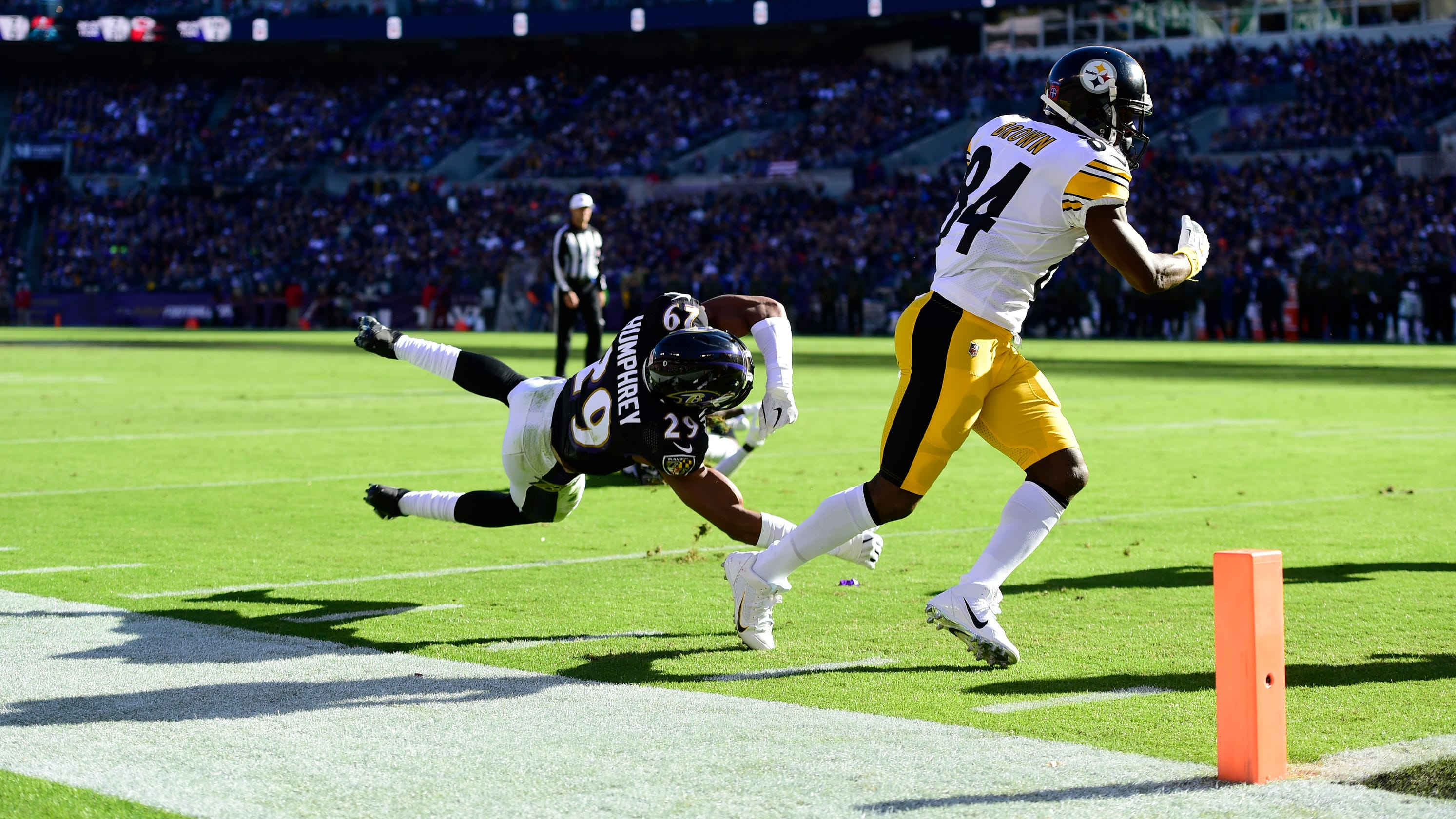 Ben Roethlisberger guides Pittsburgh Steelers past Baltimore Ravens 23-16 2a4439f1e