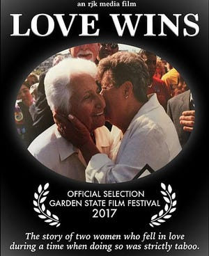 "Emily Sonnessa, 89, and Jan Moore, 84, know how powerful love is. So does filmmaker Robin Kampf, who became friends with the Garden State couple and then created the award-winning half-hour documentary, ""Love Wins,"" which will be screened Tuesday, Nov. 6 at Union County College, followed by a Q and A discussion with Sonnessa, Moore and Kampf."