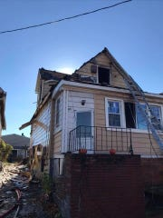 Authorities are investigating a three-alarm fire in a residential home at 421 Summit Avenue on Sunday, said Perth Amboy Fire Chief Edward Mullen. One person was taken to the hospital by EMS with smoke inhalation, but released later that afternoon.