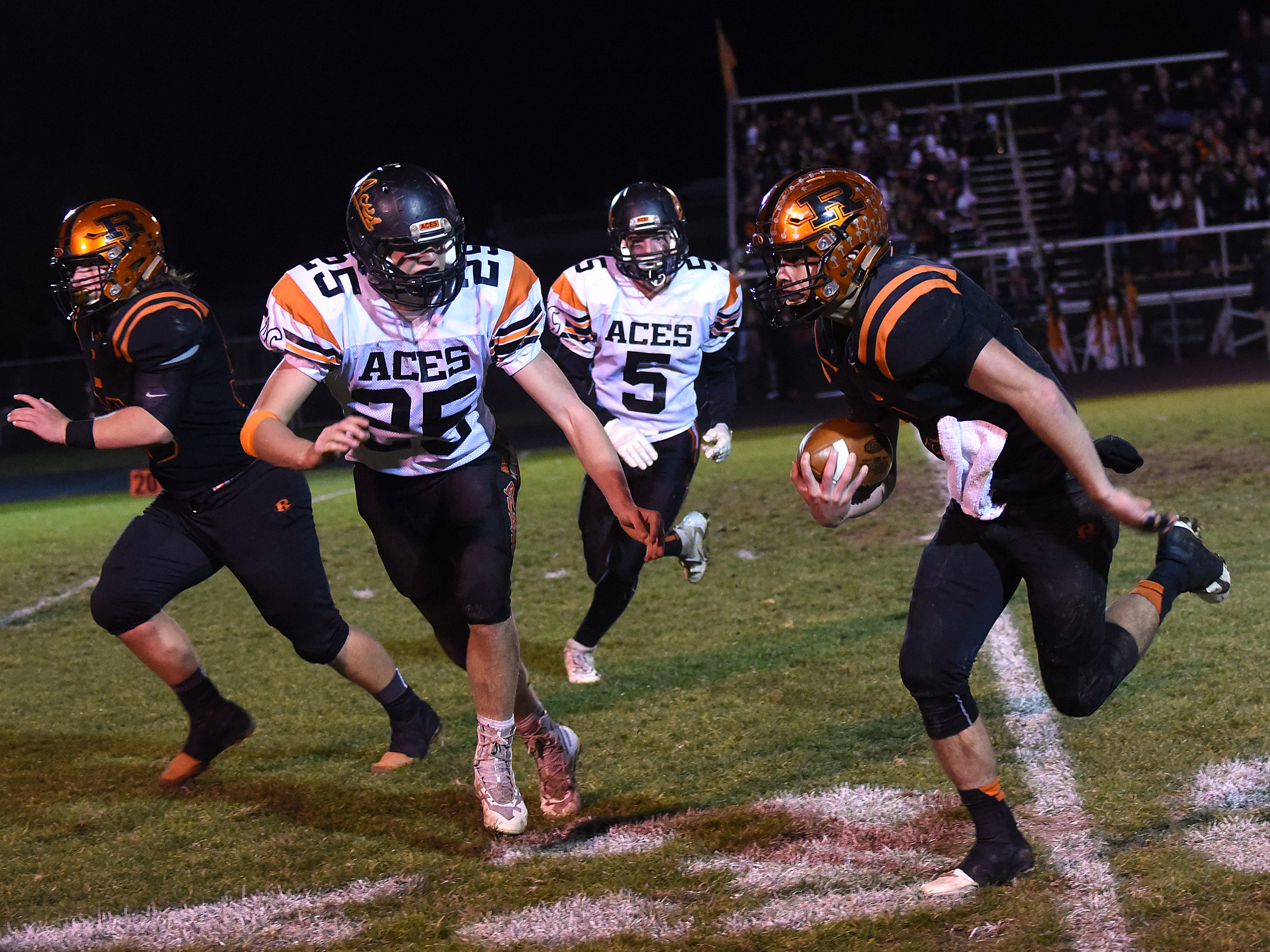 Ridgewood players highlight East District selections