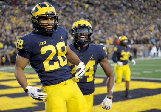Michigan football made a statement win against Penn State, and Michigan State has now won two straight. Then there's also Ohio State. So how does the top of the Free Press' Big Ten power rankings shake out?