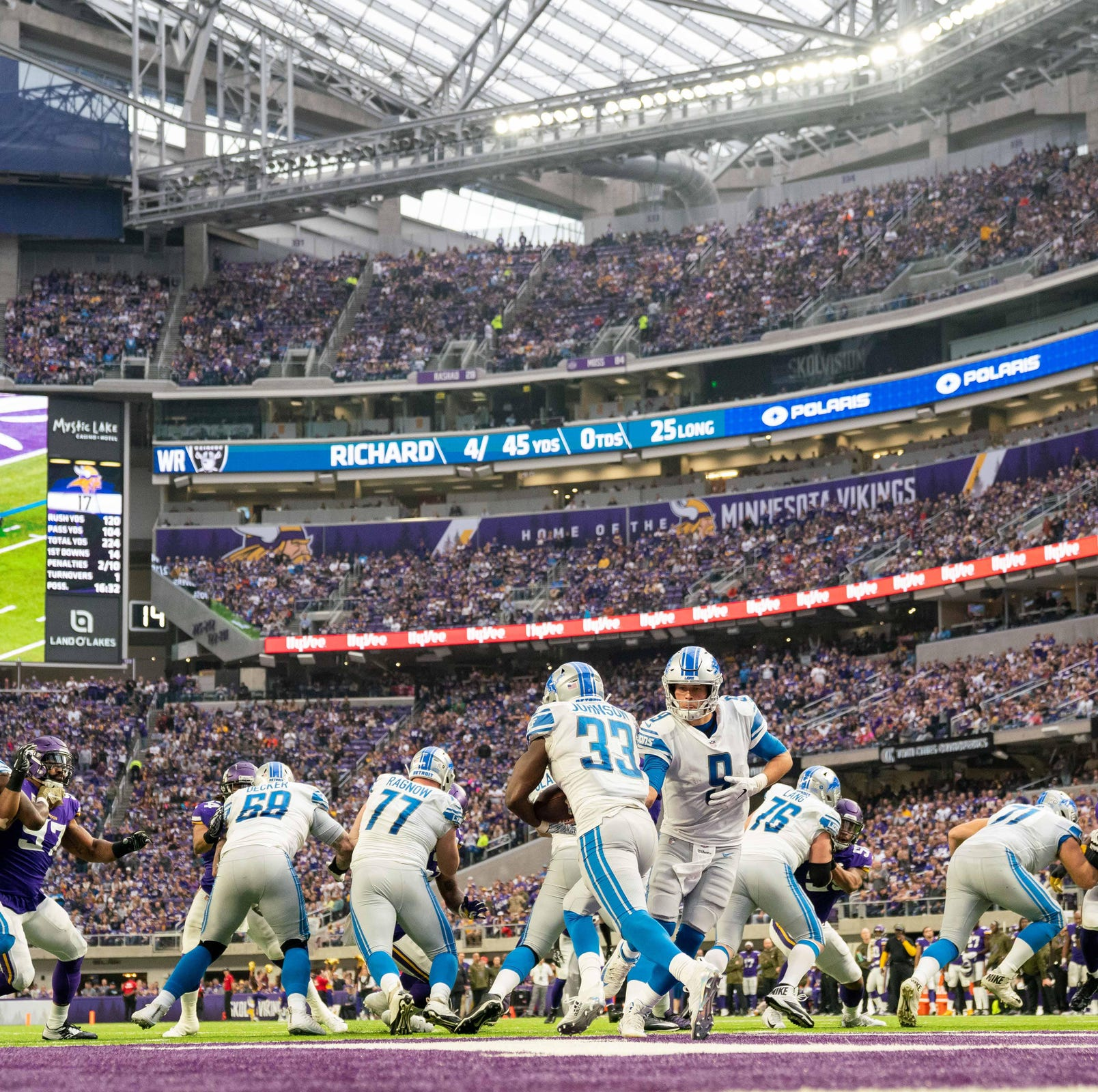 Detroit Lions vs. Carolina Panthers: Scouting report and prediction