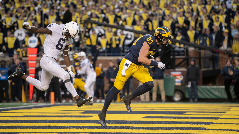 Michigan State vs. Ohio State at noon; Michigan vs ...