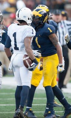 Return of Tarik Black to Michigan football offense is 'big'