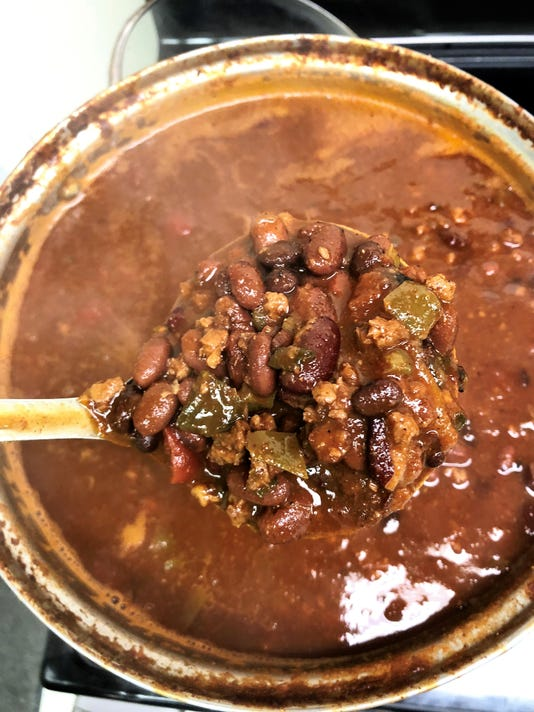 Vegan Eats Chili