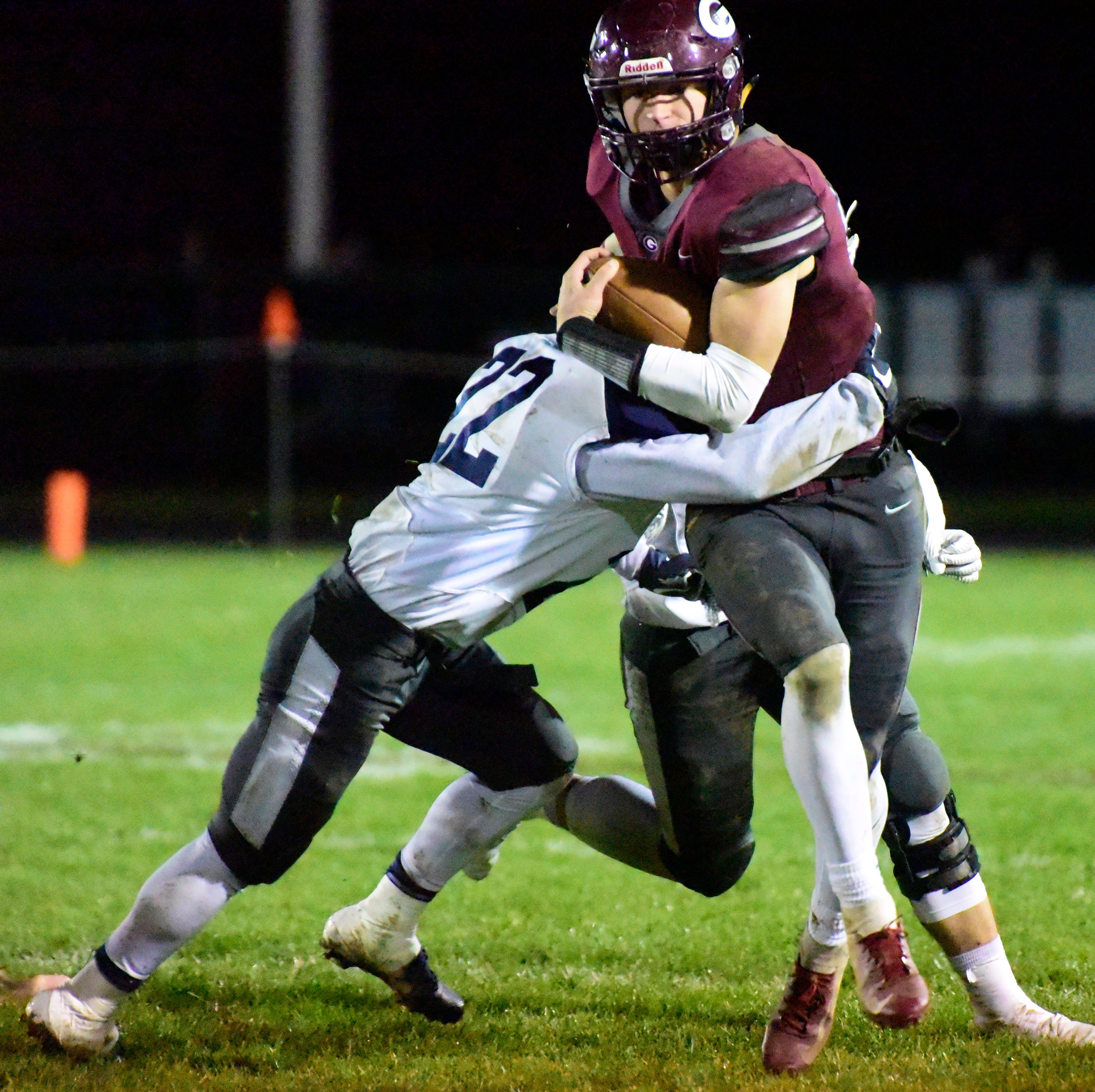 Genoa's Plantz Northwest District player of the year on offense in Division V
