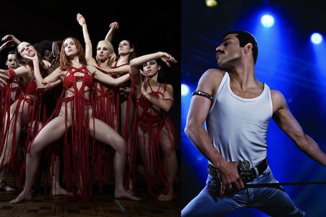 Dakota Johnson & Rami Malek star in two wildly different music-focused films.