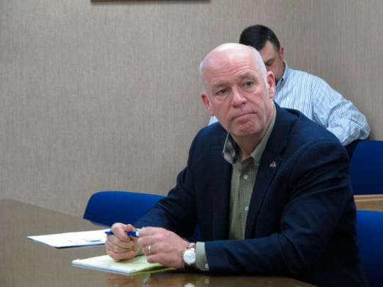 Montana's U.S. Rep. Greg Gianforte reportedly confronted Washington Gov. Jay Inslee in regards to Montana's Colstrip power plant, which Gianforte said would be greatly affected by an energy bill being considered in Washington state.