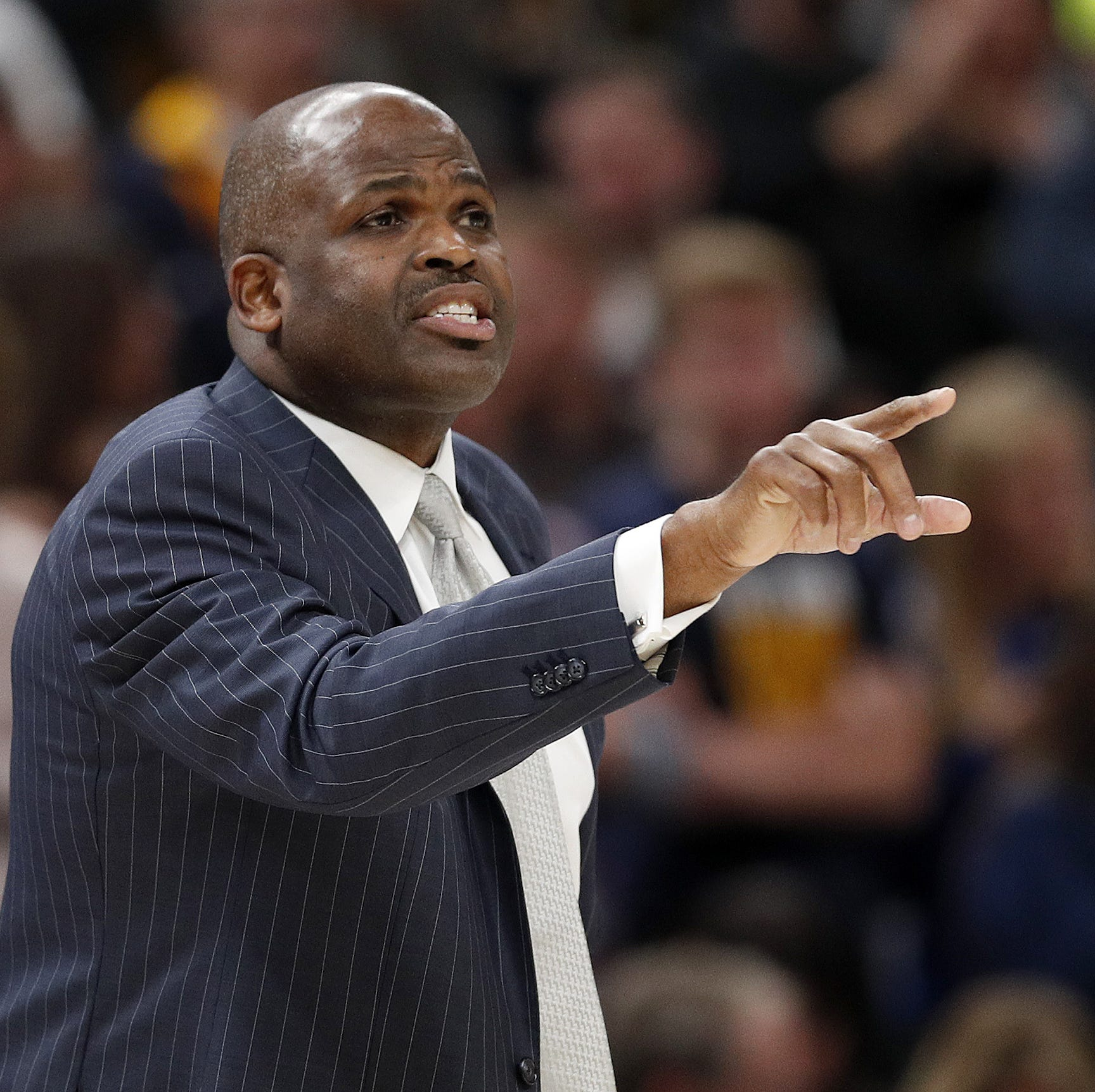 Nate McMillan: Pacers still not playing fast enough