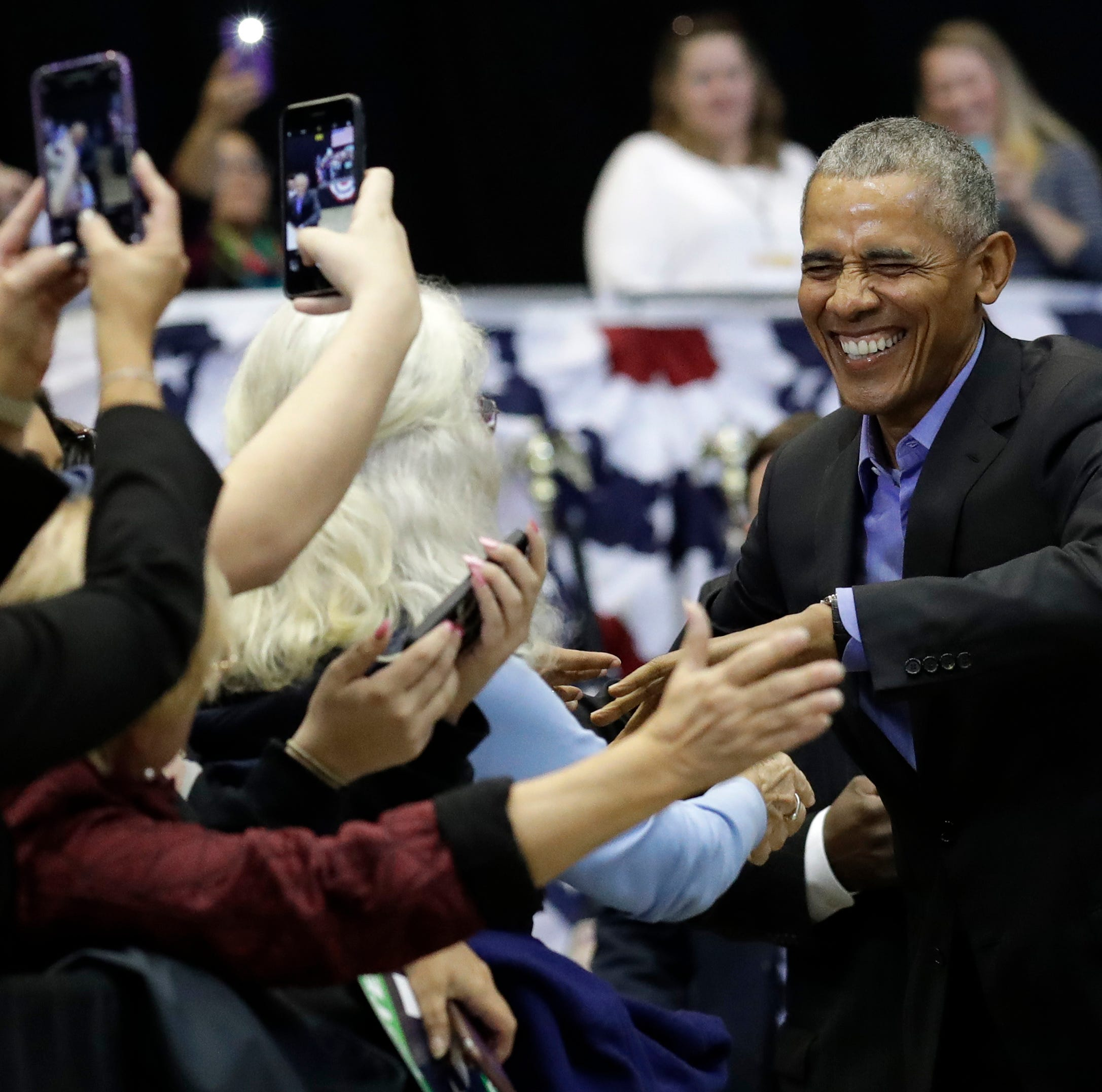 In Gary, Barack Obama campaigns for Joe Donnelly and offers 'antidote' to Donald Trump