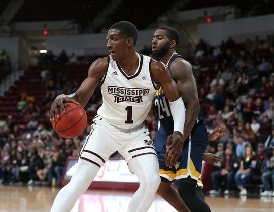 Mississippi State forward Reggie Perry will return to the program for his sophomore season. Perry was considering the NBA Draft after his standout freshman year.