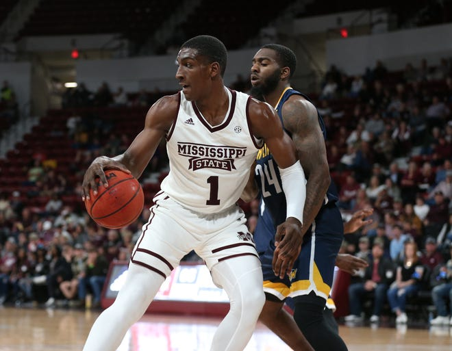 Freshman forward Reggie Perry had 12 points in Mississippi State's 88-57 exhibition game victory over Georgia Southwestern State.