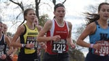 Highlights and interviews from the state Division 1 girls' cross country meet.