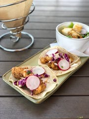 Babalu offers a daily taco lunch special: your choice of two of their Southern-inspired tacos with a side Caesar salad for just $7.99.
