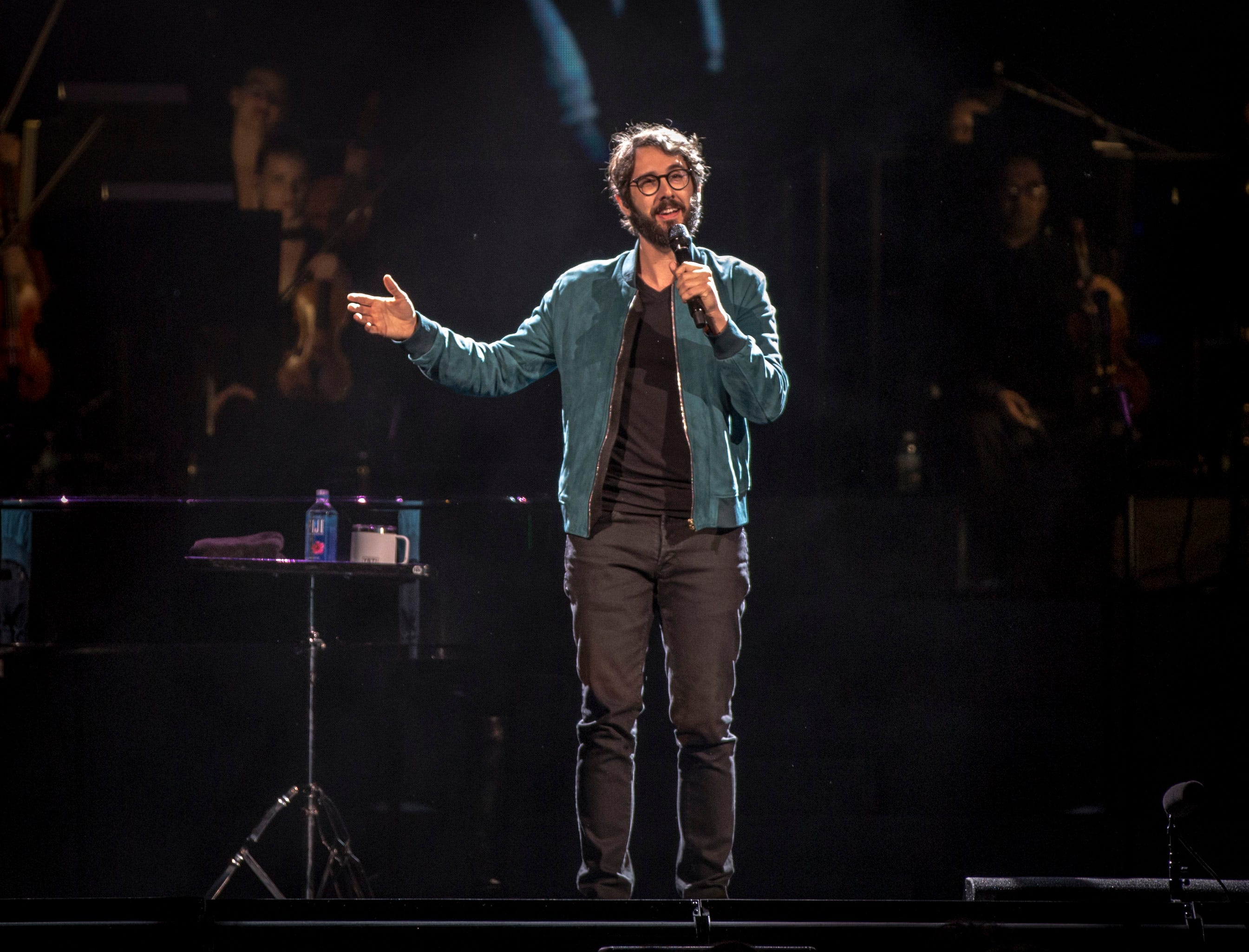 Josh Groban at Fiserv Forum