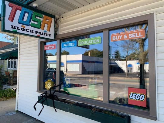 Tosa Block Party is the place to go if you're looking for anything having to do with LEGO.