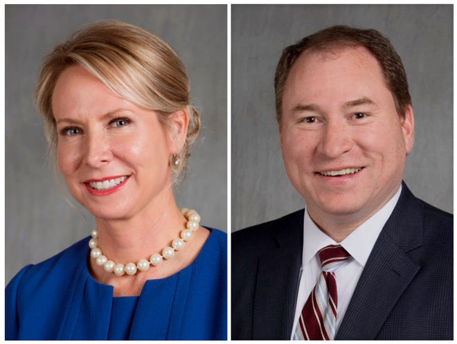 Baxter and Marion county voters chose incumbent Courtney Goodson over challenger David Sterling in the contentious race for the Arkansas Supreme Court.
