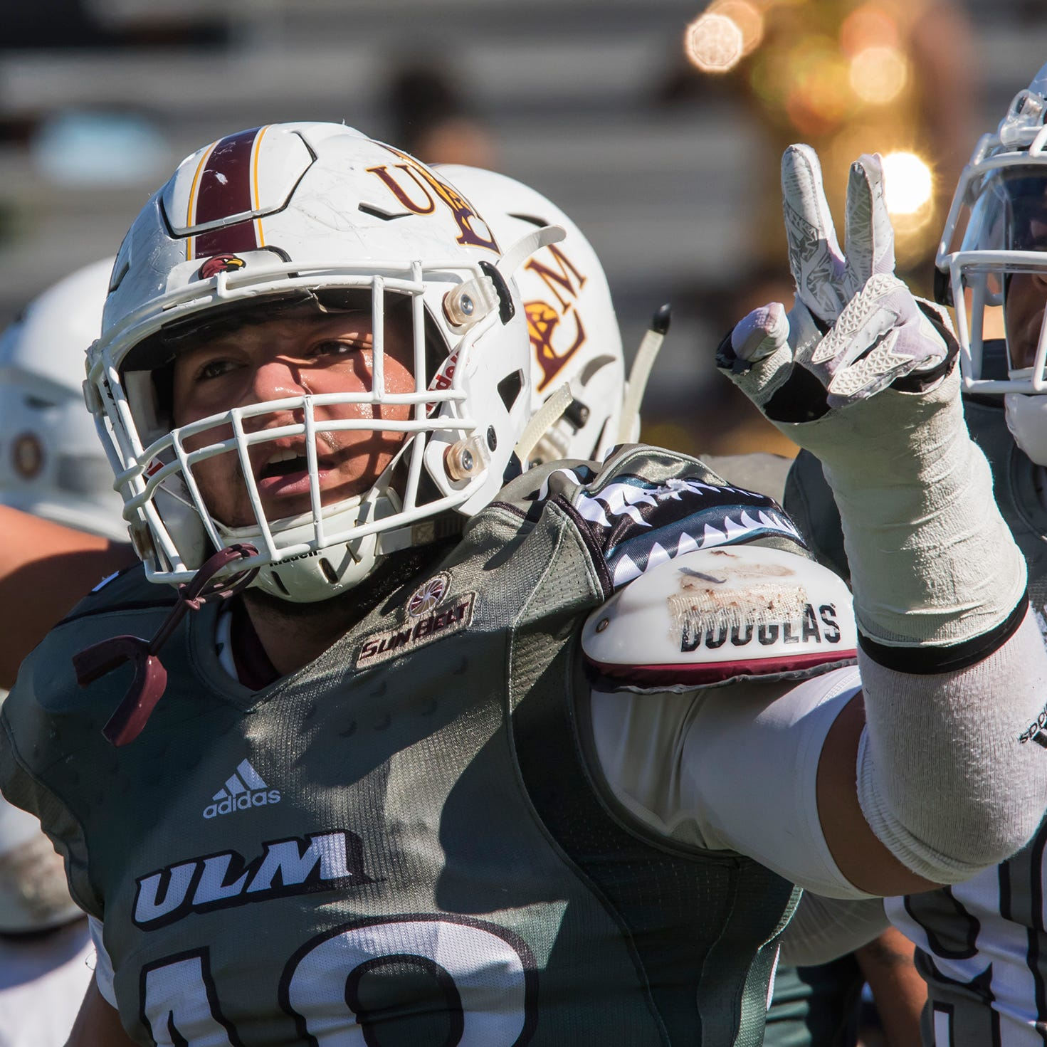ULM Spring Cleaning 2019: Defensive line