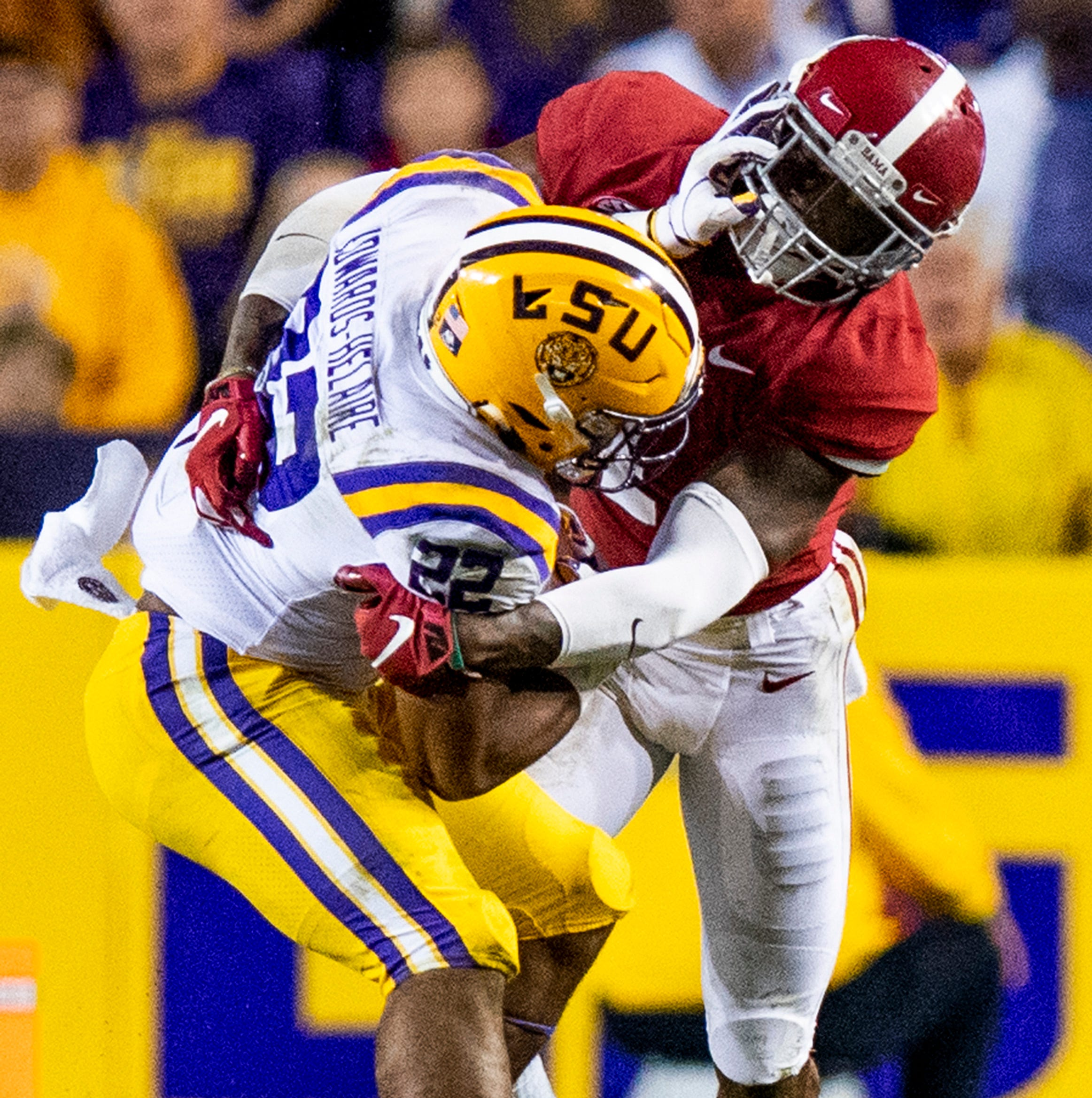Crimson Tide keep coming as LSU proves its no match for Alabama once again