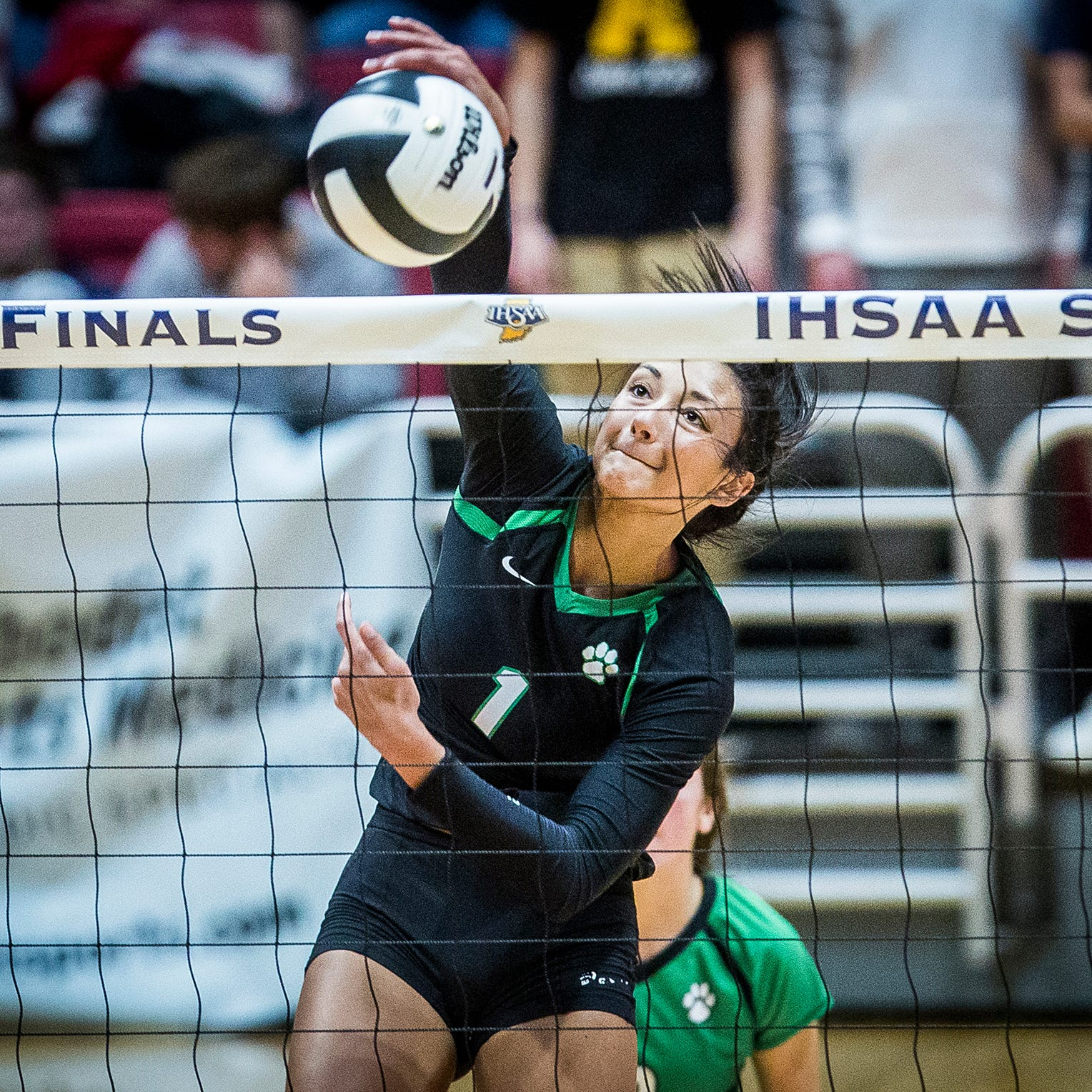 Yorktown's Kenzie Knuckles named MaxPreps National Volleyball Player of the Year